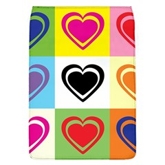 Hearts Removable Flap Cover (Large)