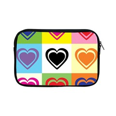 Hearts Apple iPad Mini Zippered Sleeve