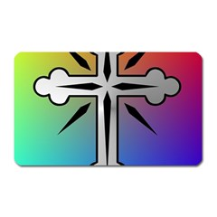 Cross Magnet (Rectangular)
