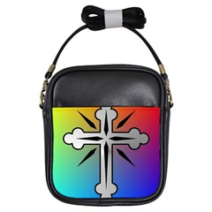 Cross Girl s Sling Bag