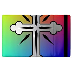 Cross Apple Ipad 2 Flip Case