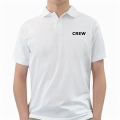 Men s Polo Shirt (White)