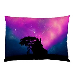 Alone Pillow Case (Two Sides)