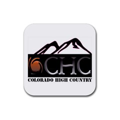 Chc Logo Drink Coasters 4 Pack (Square)