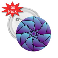 Pattern 2.25  Button (100 pack)
