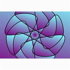 Pattern Canvas 24  X 36  (unframed)