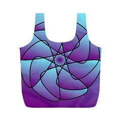 Pattern Reusable Bag (M)