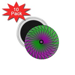 Pattern 1.75  Button Magnet (10 pack)