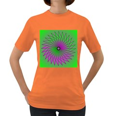 Pattern Women s T-shirt (Colored)