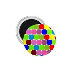 Color 1.75  Button Magnet