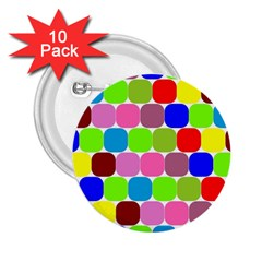 Color 2.25  Button (10 pack)