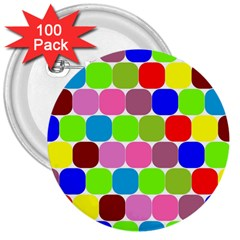 Color 3  Button (100 pack)