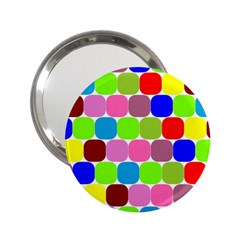 Color Handbag Mirror (2.25 )