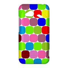 Color HTC Droid Incredible 4G LTE Hardshell Case
