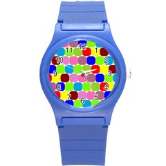Color Plastic Sport Watch (small)