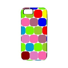Color Apple Iphone 5 Classic Hardshell Case (pc+silicone)