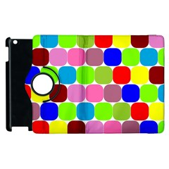 Color Apple iPad 3/4 Flip 360 Case