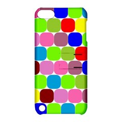 Color Apple iPod Touch 5 Hardshell Case with Stand