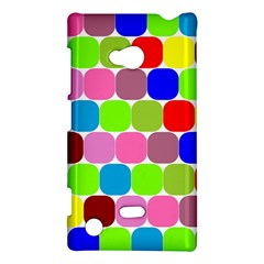 Color Nokia Lumia 720 Hardshell Case