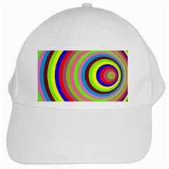 Color White Baseball Cap