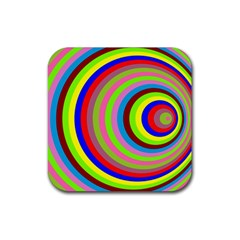 Color Drink Coasters 4 Pack (Square)