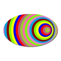 Color Magnet (oval)