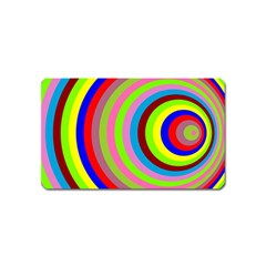 Color Magnet (name Card)