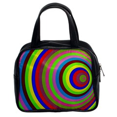 Color Classic Handbag (Two Sides)