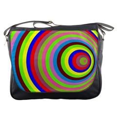 Color Messenger Bag