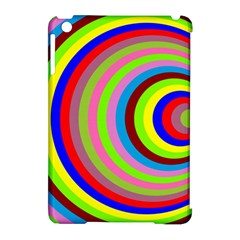Color Apple iPad Mini Hardshell Case (Compatible with Smart Cover)