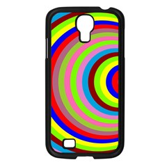 Color Samsung Galaxy S4 I9500/ I9505 Case (Black)