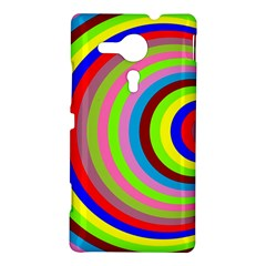 Color Sony Xperia SP M35H Hardshell Case