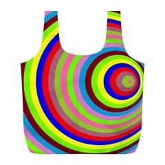 Color Reusable Bag (L)