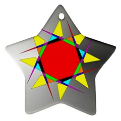Star Star Ornament