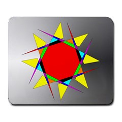Star Large Mouse Pad (rectangle)