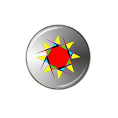 Star Golf Ball Marker 10 Pack (for Hat Clip)