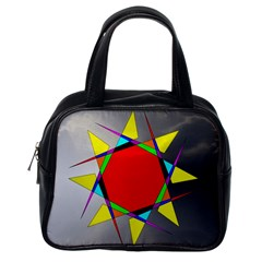 Star Classic Handbag (one Side)