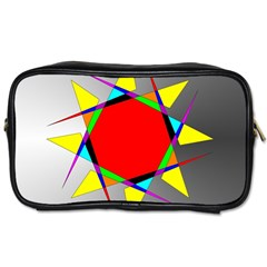 Star Travel Toiletry Bag (one Side)