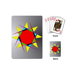 Star Playing Cards (Mini)