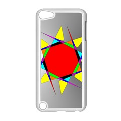 Star Apple iPod Touch 5 Case (White)