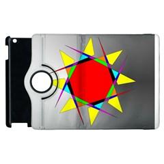 Star Apple iPad 2 Flip 360 Case