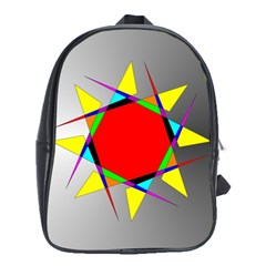 Star School Bag (xl)