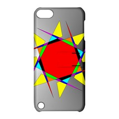 Star Apple iPod Touch 5 Hardshell Case with Stand