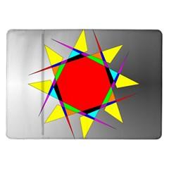 Star Samsung Galaxy Tab 10.1  P7500 Flip Case