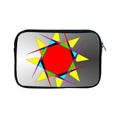 Star Apple Ipad Mini Zippered Sleeve