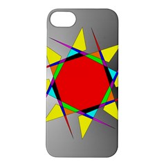 Star Apple iPhone 5S Hardshell Case