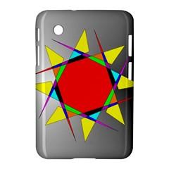Star Samsung Galaxy Tab 2 (7 ) P3100 Hardshell Case