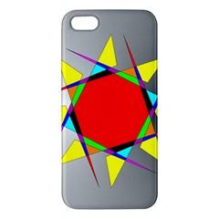 Star iPhone 5S Premium Hardshell Case