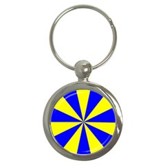 Pattern Key Chain (Round)