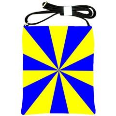 Pattern Shoulder Sling Bag
